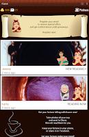 Screenshot of Kaave