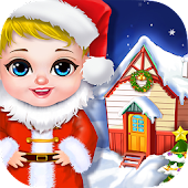 Santa Baby Christmas Party!