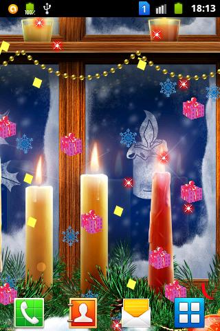 Christmas Home Live Wallpaper