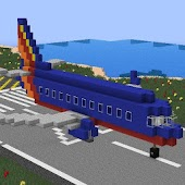 Airplane Idea for Minecraft