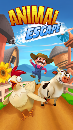 Animal Escape Free - Fun Games 1.1.7 screenshot 4833