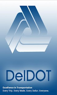DelDOT - screenshot thumbnail