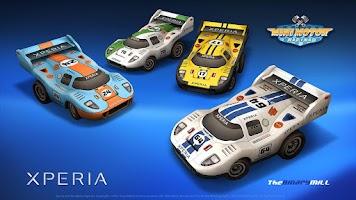 Screenshot of Mini Motor Racing Xperia