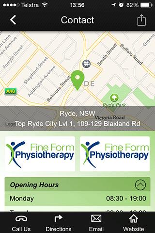 玩免費媒體與影片APP|下載Fine Form Physiotherapy app不用錢|硬是要APP