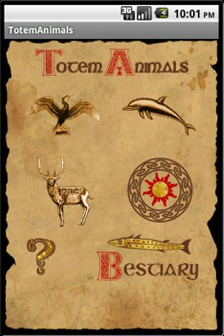 Totem Animals - screenshot