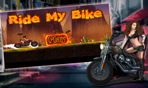 Ride My Bike : Moto Race