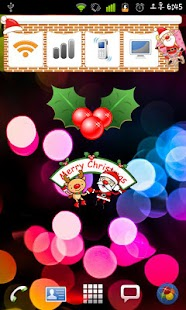 Christmas StickerWidget Second - screenshot thumbnail