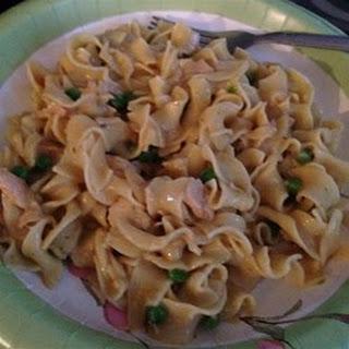 Tuna Noodle Stew