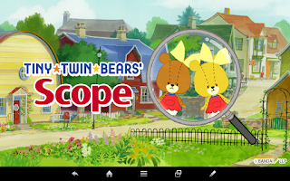 Screenshot of TINY TWIN BEARS' Scope
