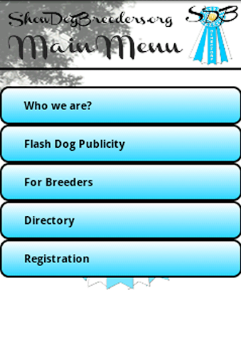Show Dog Breeders Directory