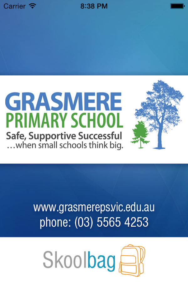 Grasmere Primary School- screenshot
