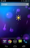 Screenshot of Nexus Flashlight Widget