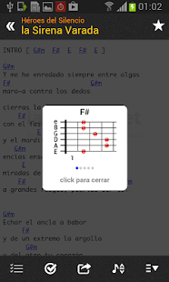 Latin Chords (LaCuerda PRO) - screenshot thumbnail