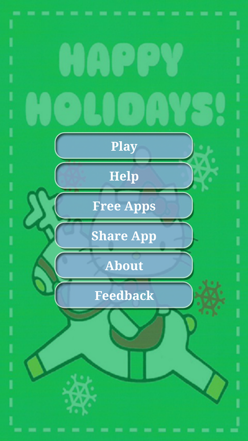 Happy Holidays - screenshot