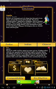 Horoscope Daily - screenshot thumbnail