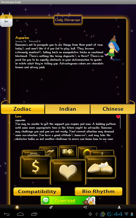Horoscope Daily - screenshot