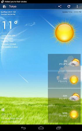 Weather Ultimate 1.6.3 screenshot 7032