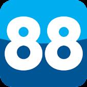 88degrees