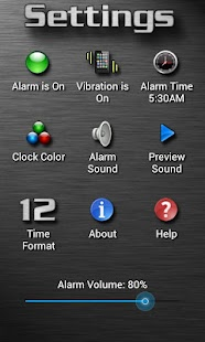 T3chDad® Alarm Clock- screenshot thumbnail