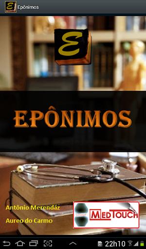 Epônimos