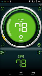 Gps Speedometer - screenshot thumbnail
