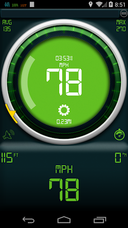 Gps Speedometer 1.3.2 screenshot 378900