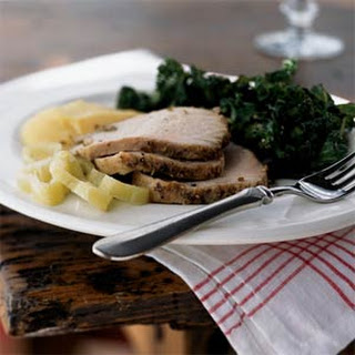 Roast Pork Porchetta-Style