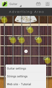 Guitar Droid Lite- screenshot thumbnail