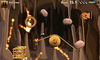 Screenshot of Rope Rescue Free