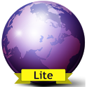 Purple Dual Browser Lite icon
