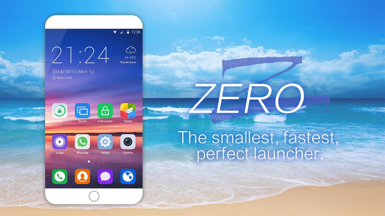 ZERO Launcher - Small,Fast v2.6.5 build 68