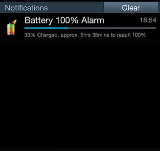 玩生產應用App|Battery 100% Alarm免費|APP試玩