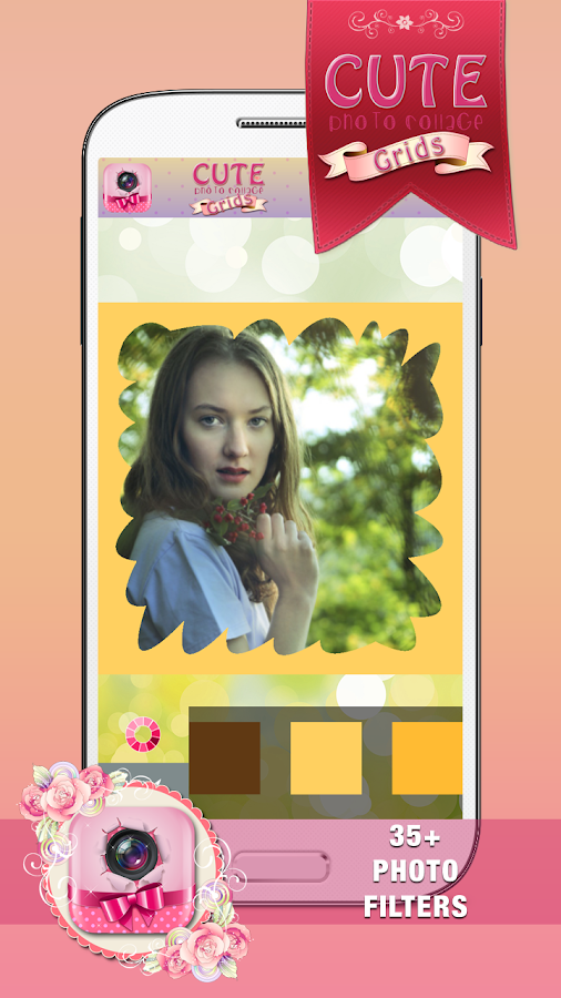 Cute Photo Collage Maker Android Apps On Google Play