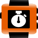 Stopwatch for Pebble icon