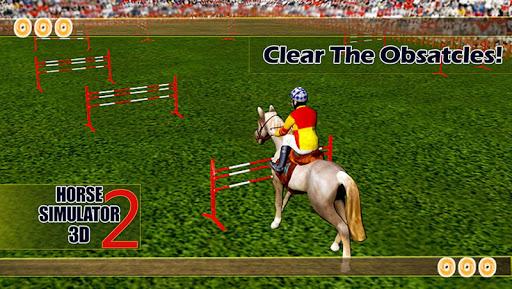 Horse simulator 3D 2: Wildlife