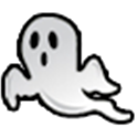 File Expert Ghost Black Theme icon