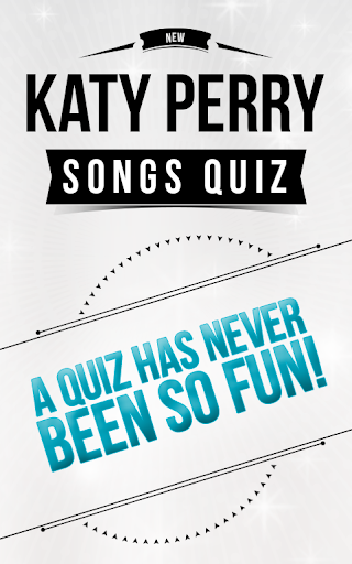 Katy Perry - Songs Quiz