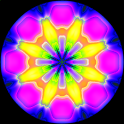 Mandala Live Wallpaper icon