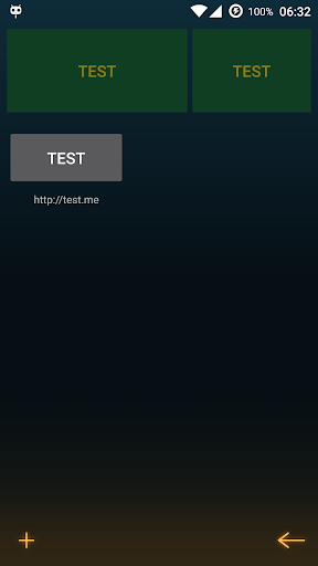 HTTP Request Widget
