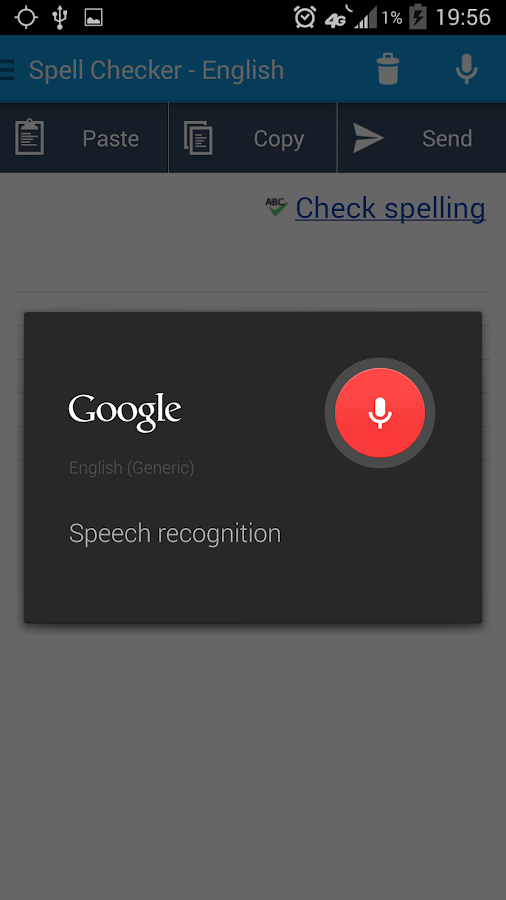 Spell Checker - Spelling boost- screenshot
