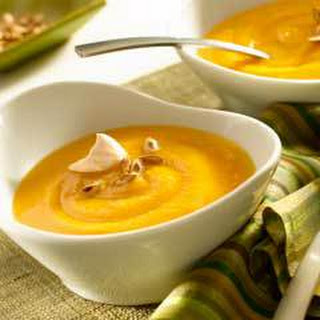 Butternut Squash Chipotle Bisque.