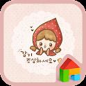 lovely sally dodol theme icon
