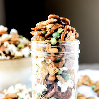 The Most Addicting Homemade Snack Mix