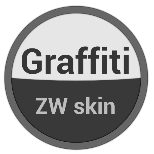Graffiti Zooper Skin 個人化 App LOGO-APP試玩