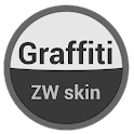 Graffiti Zooper Skin icon