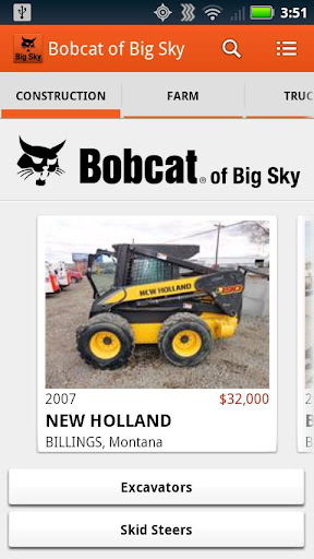 Bobcat of Big Sky