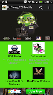 DJ Swagg706 Mobile- screenshot thumbnail