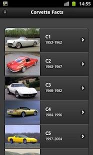 Corvette Facts - náhled