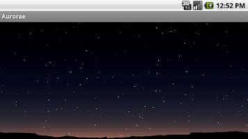 Screenshot of Dialpad: NightSky