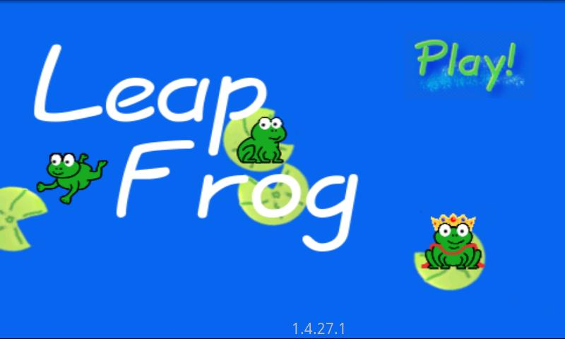 Leap Frog Full- screenshot